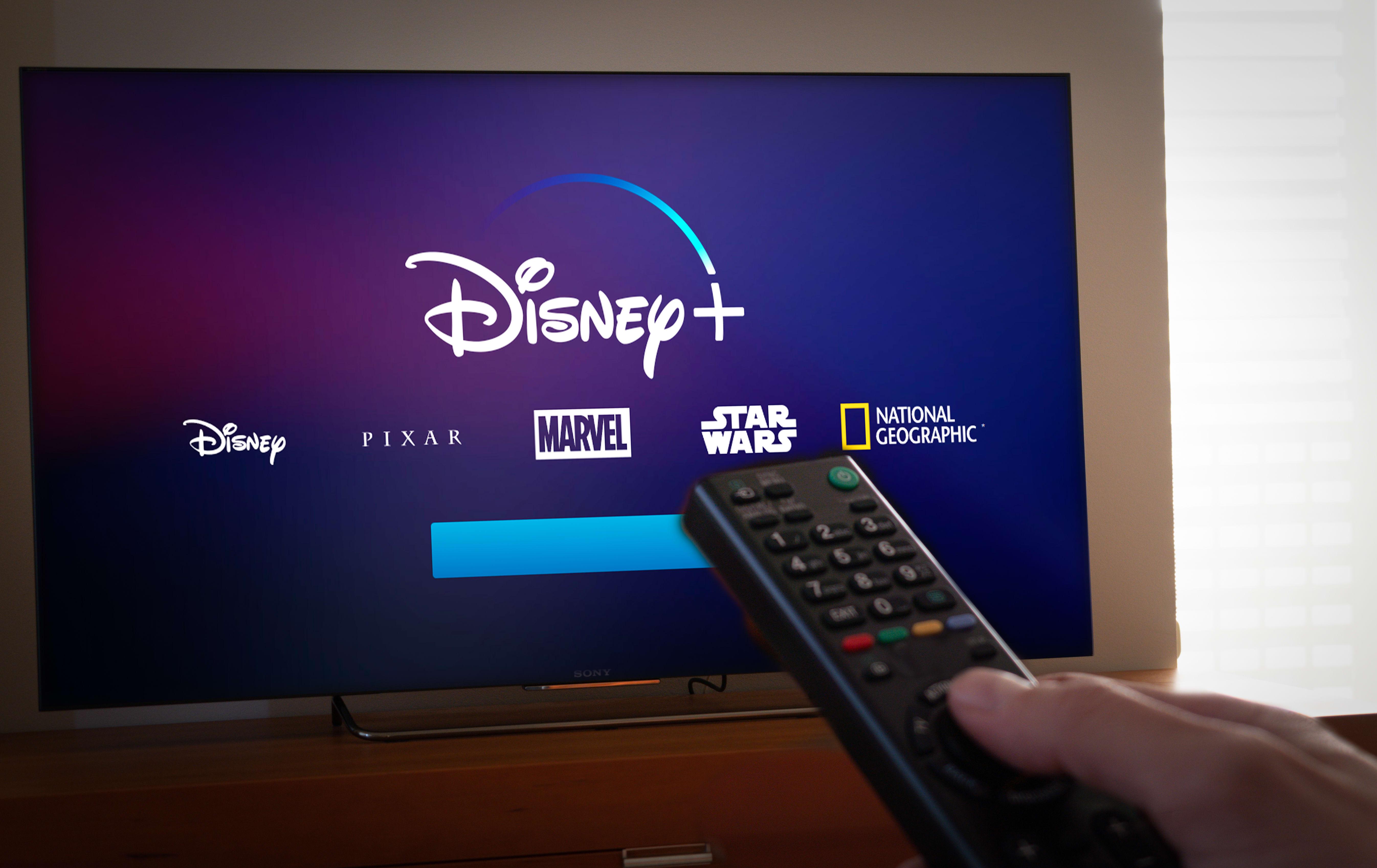 Disney Plus (Disney +) llega en noviembre con estas series y películas
