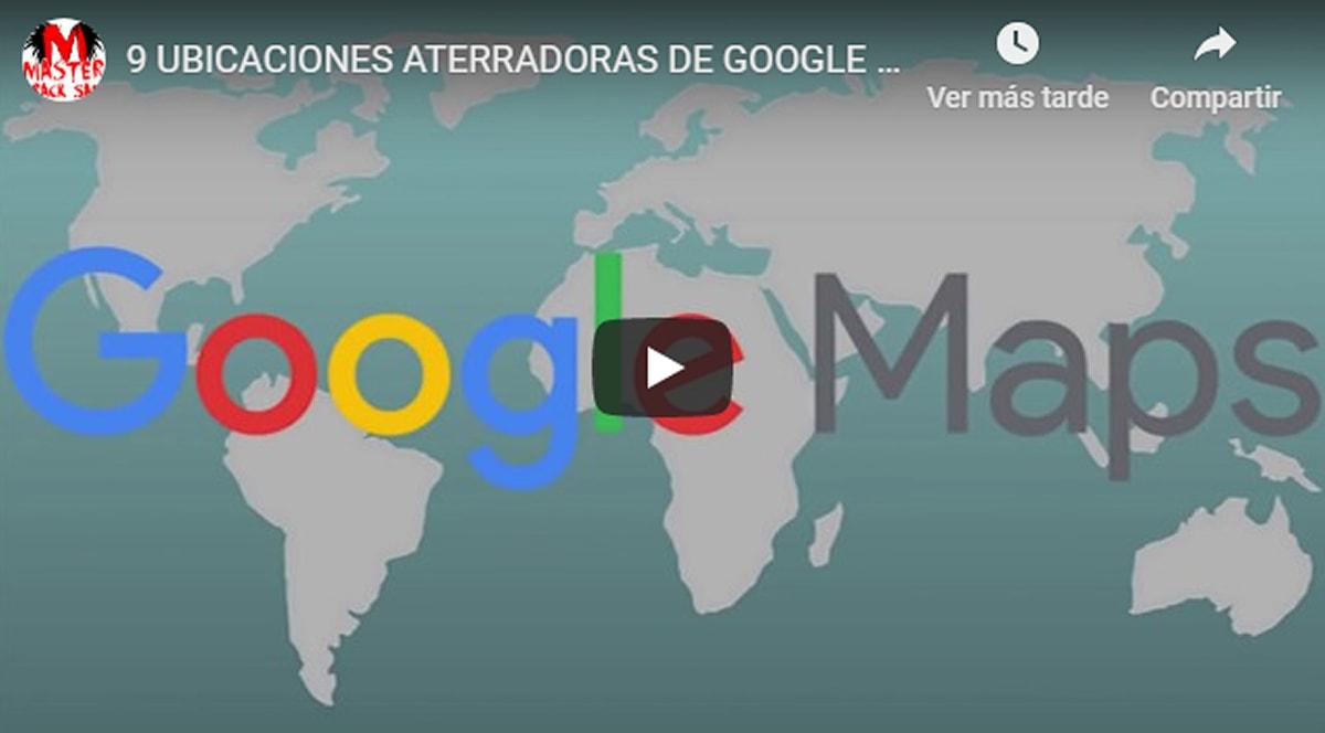 Ubicaciones reales de Google que te helarán la sangre ¿Qué sucedió en estos lugares? (VIDEO)