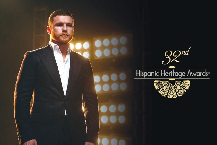 Saúl Canelo Álvarez Premio a la Herencia Hispana: Descubre a un gran valor del boxeo hispano