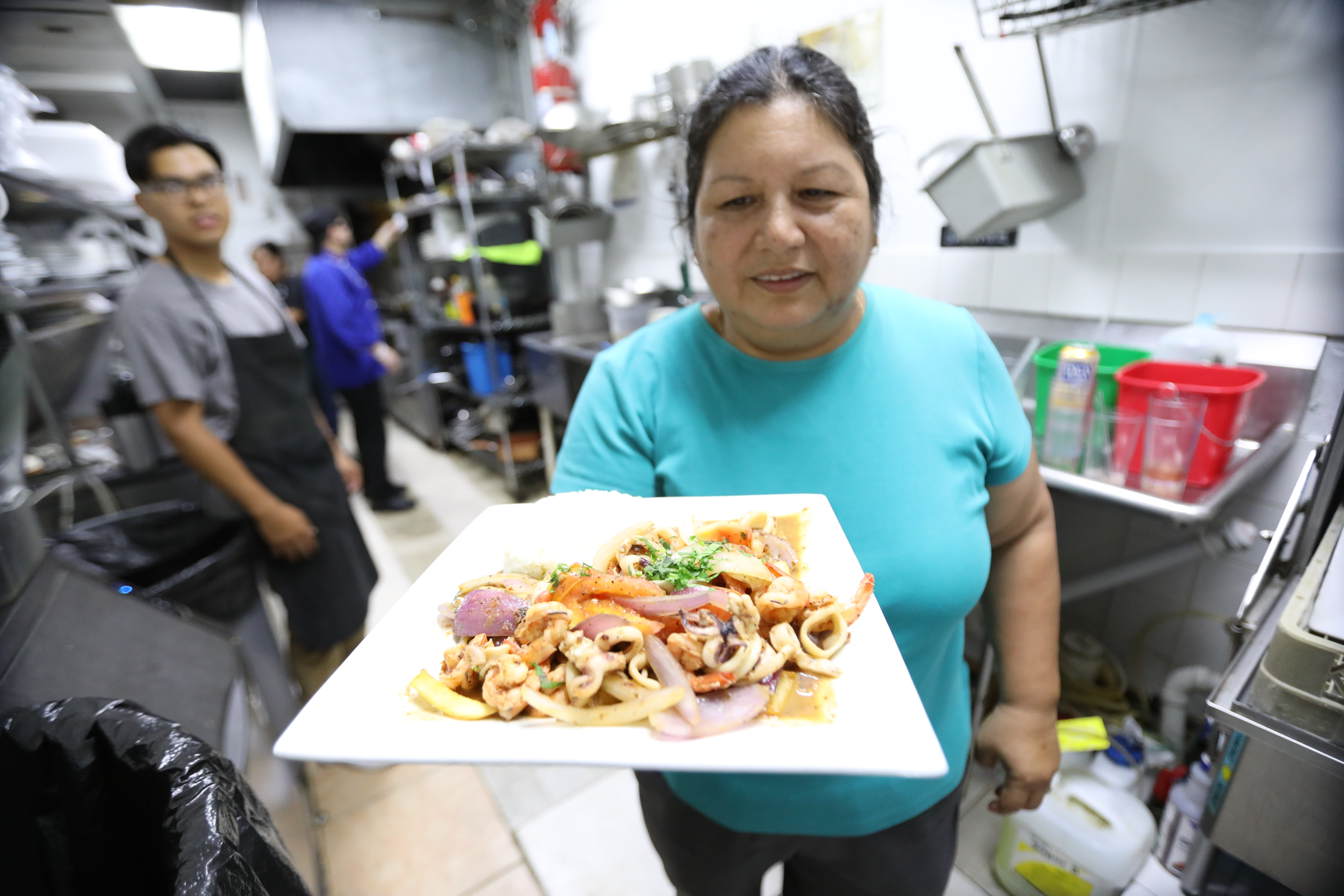 Costa Verde, en Atlanta, deleita paladares con sus exquisitos platillos peruanos