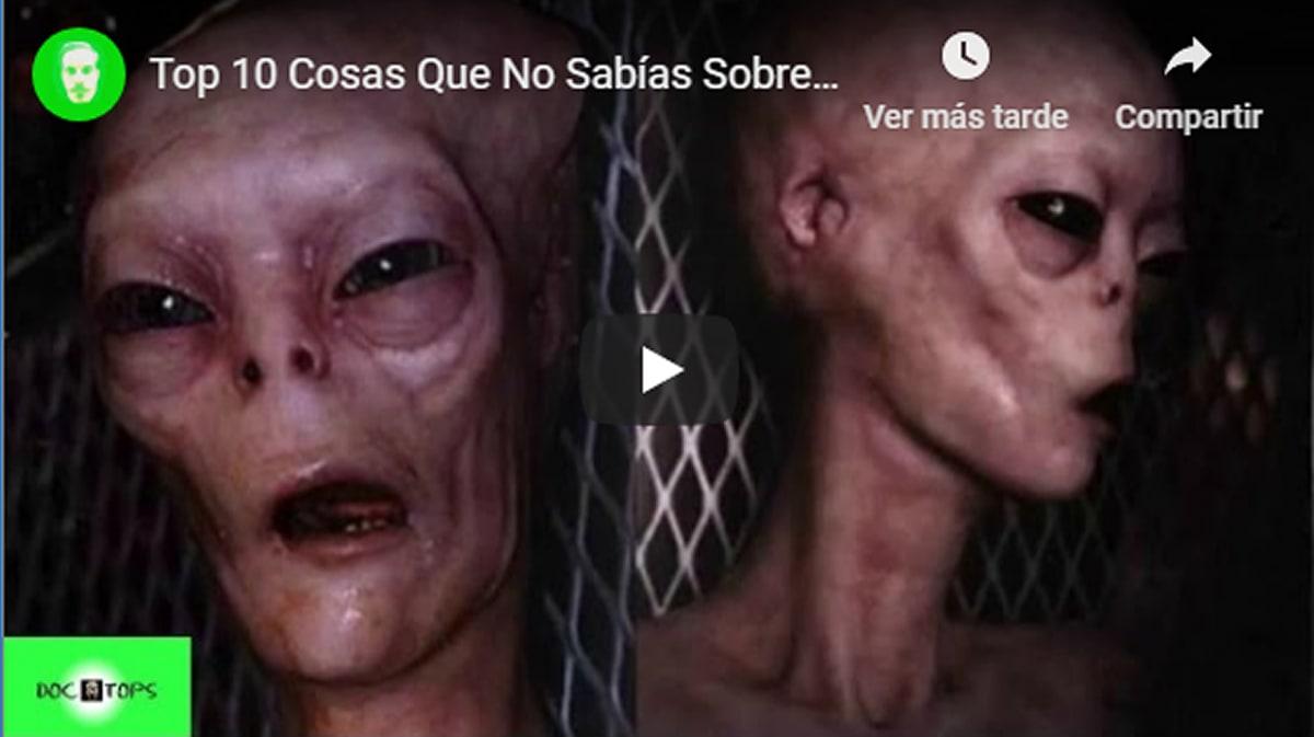 Área 51: 10 cosas que no sabías sobre este punto misterioso (VIDEO)