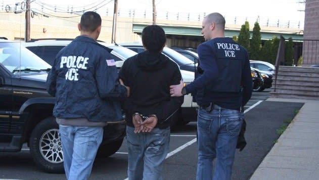 plan piloto ICE inmigrantes sin papeles