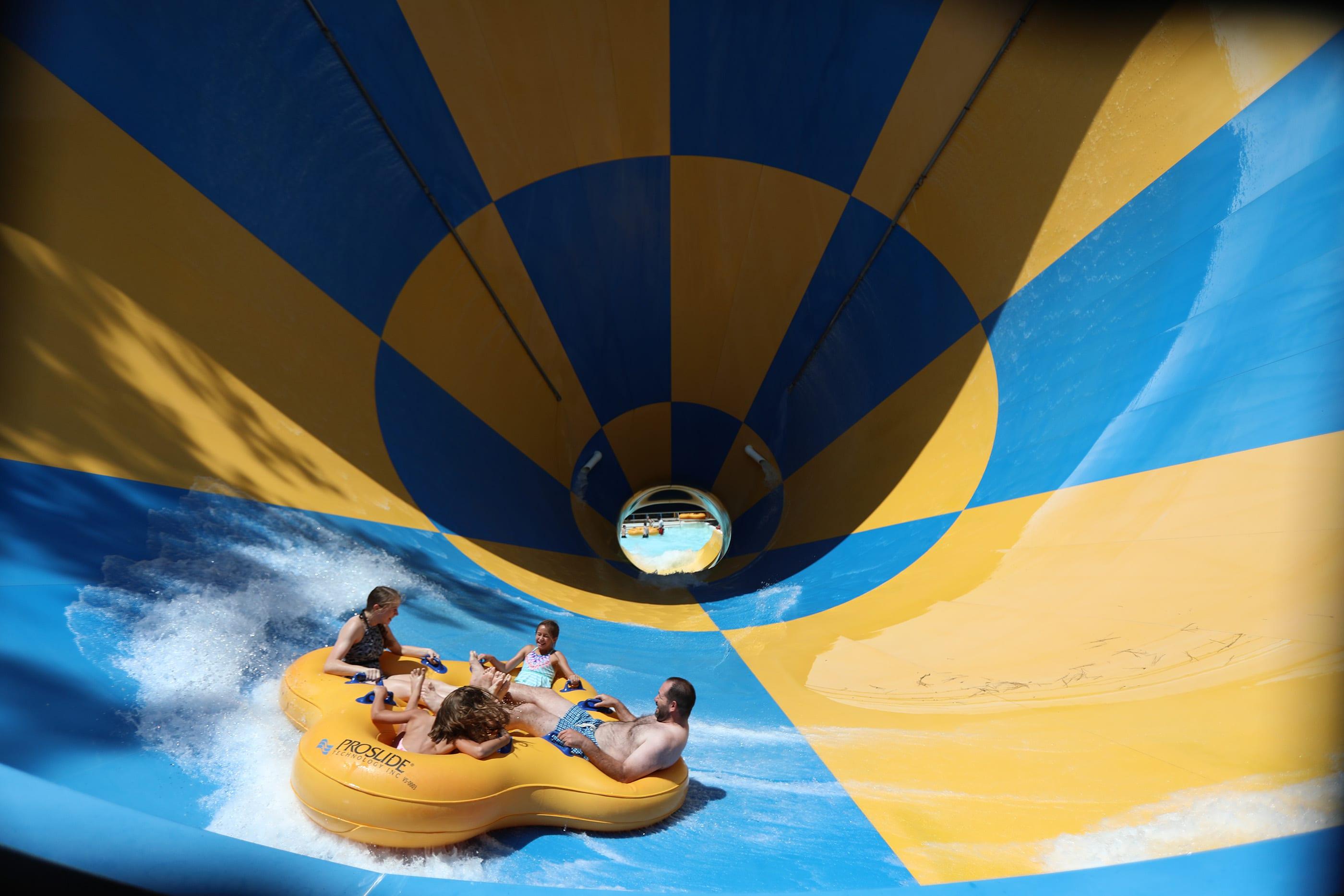 Six Flags White Water en Georgia ofrece diversión sin igual