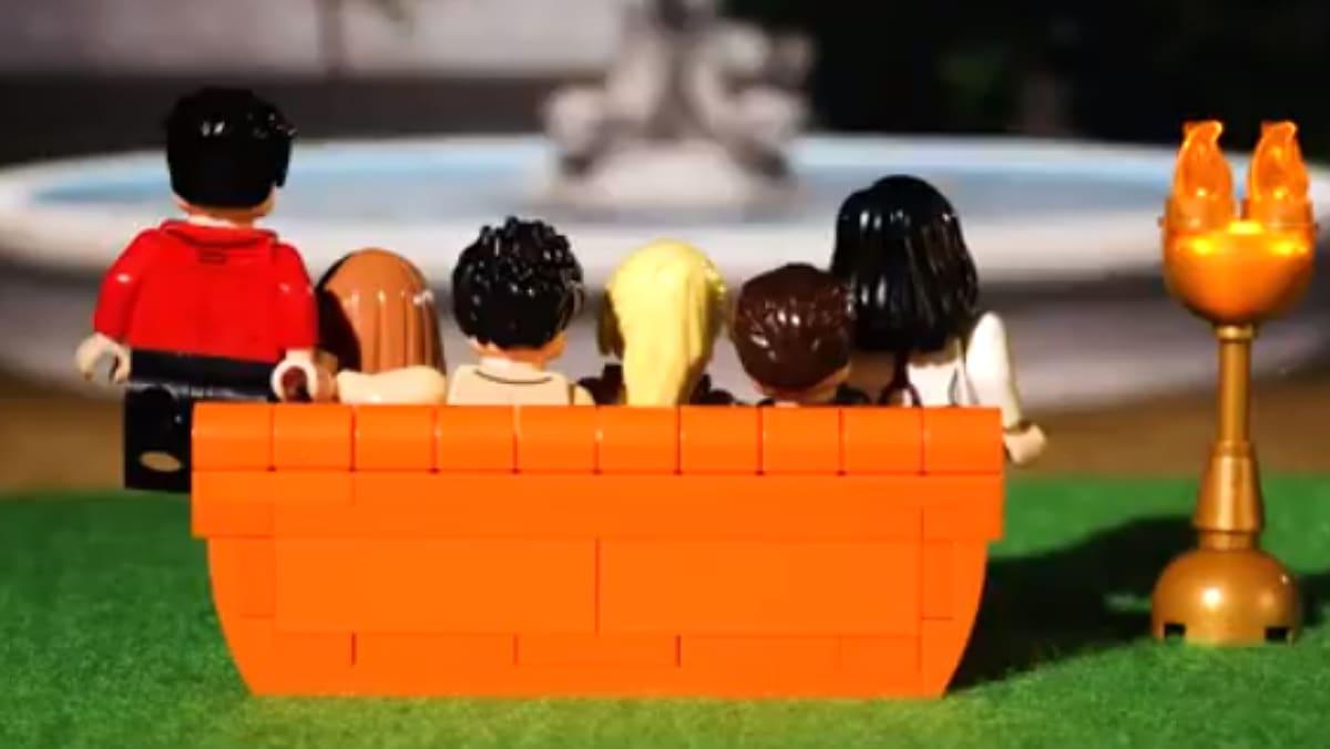 """LEGO """"Friends"""" para recordar su 25°aniversario"""