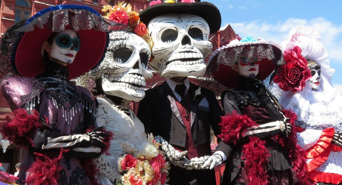 Halloween y Día de Muertos: En qué se parecen y en qué son diferentes