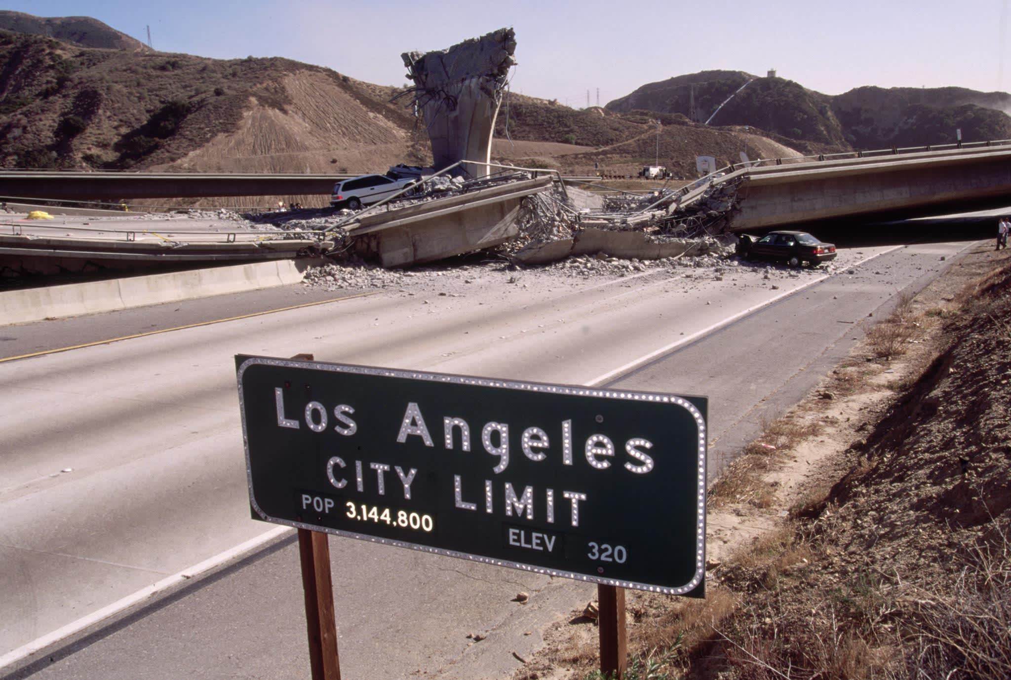 Gran terremoto de Los Ángeles: La falla de San Andrés tiene un gemelo diabólico y oculto