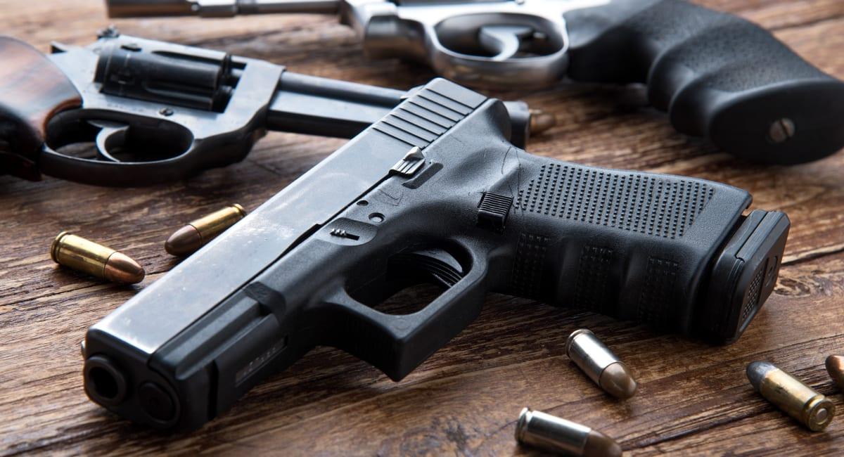 Ciudad Santuario en California para armas y municiones