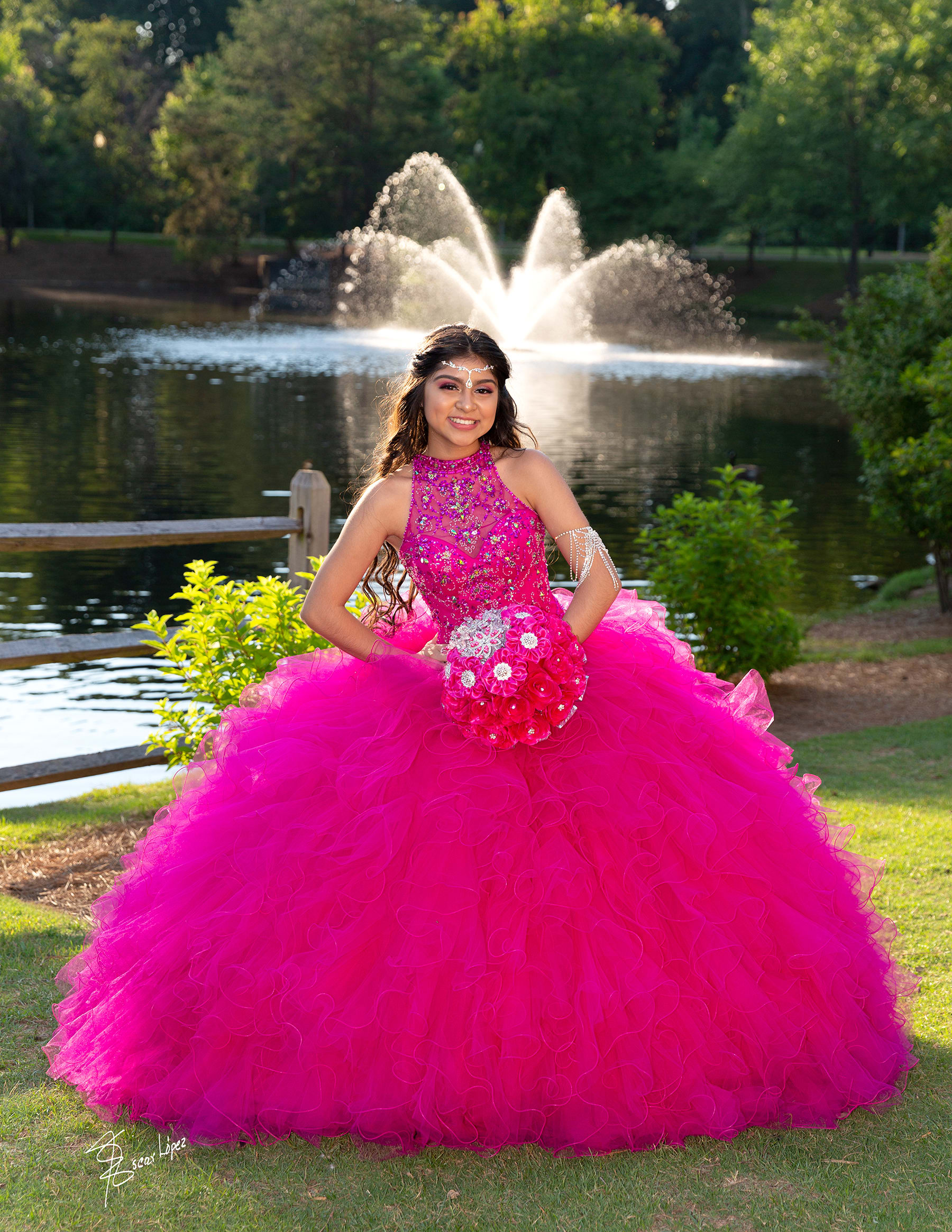 Quinceañera de la semana: Nicole Rivera (7 FOTOS Y VIDEO)