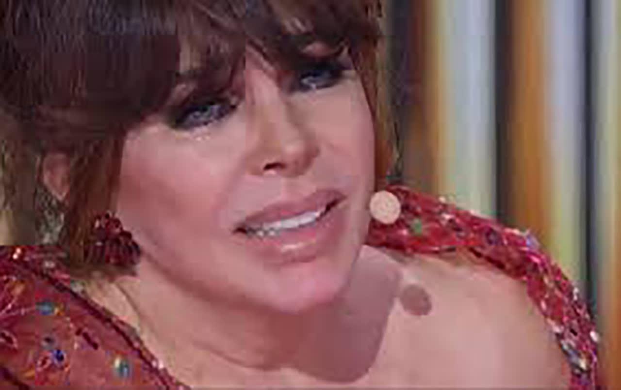 Verónica Castro anuncia su retiro tras escándalo con Yolanda Andrade (VIDEO)