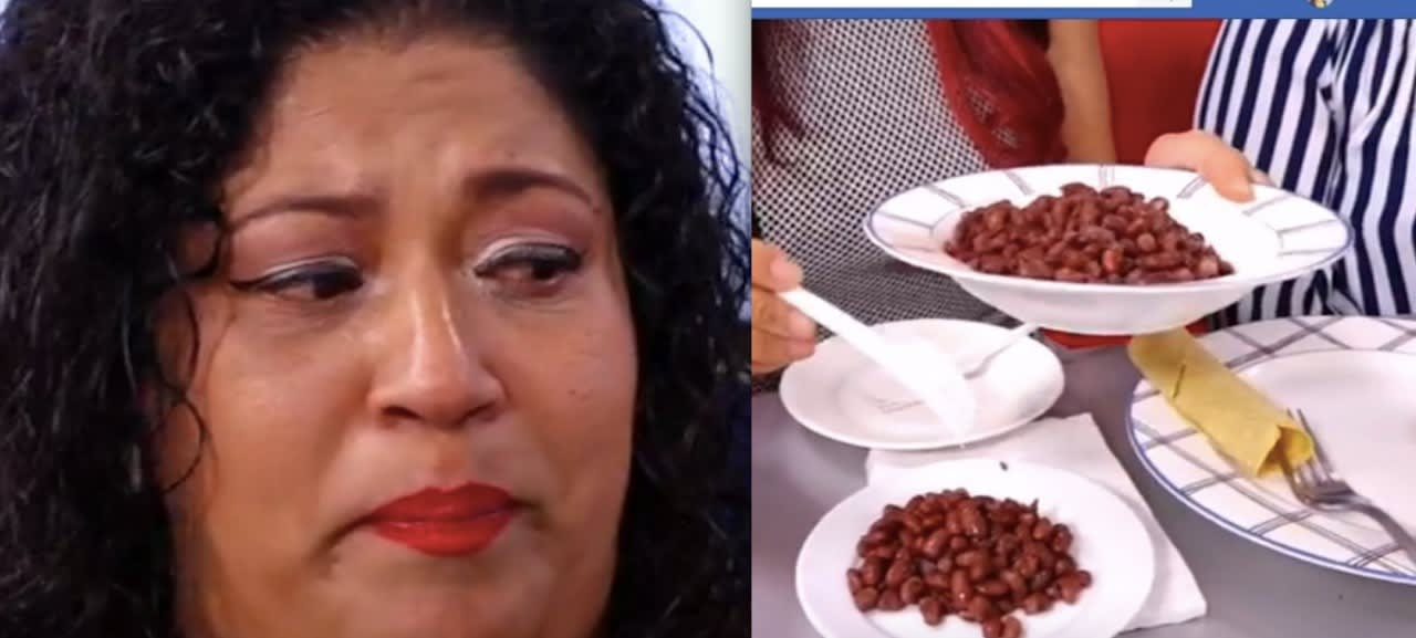 Lady Frijoles deportada llega a Honduras y cuenta su verdad