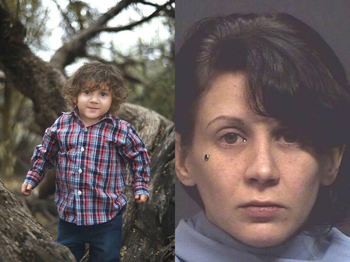 23 años de cárcel para madre que envenenó a su hijo de cuatro años con sal