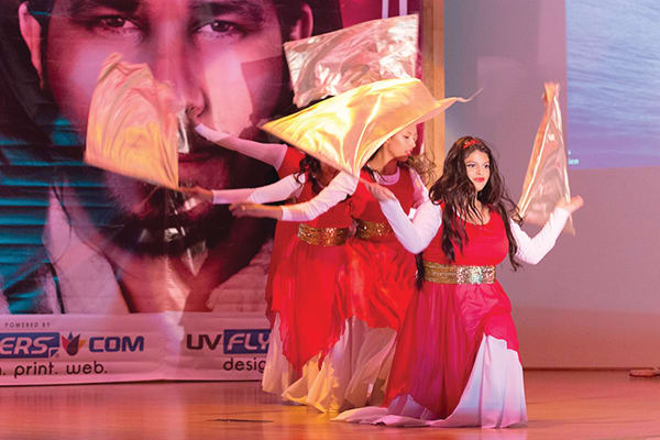 Noveno Festival Danzando para Dios. cartelera cultural de atlanta