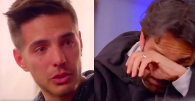 Llorando se confiesan hijos de Eugenio Derbez aunque uno sale ganando: Vadhir Derbez (VIDEO)