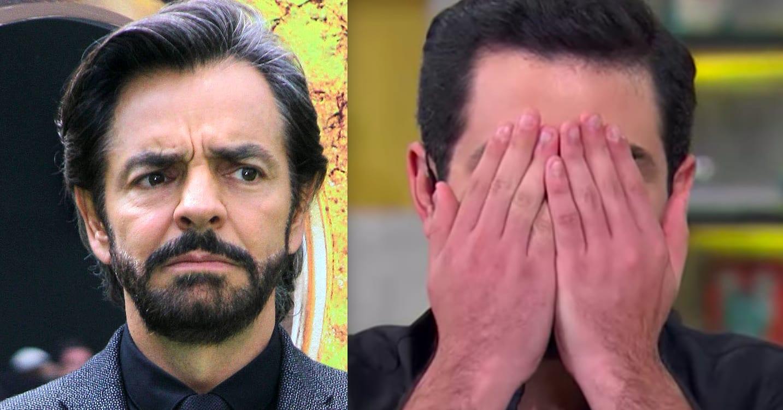 Tras asegurar que le gustan los hombres, José Eduardo Derbez, hijo de Eugenio Derbez revela cómo está (FOTO)