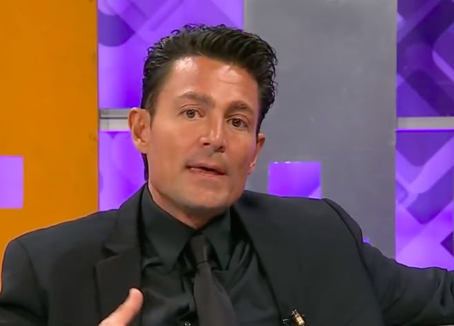 Fernando Colunga reappears in an interview and confirms suspicions (VIDEO)