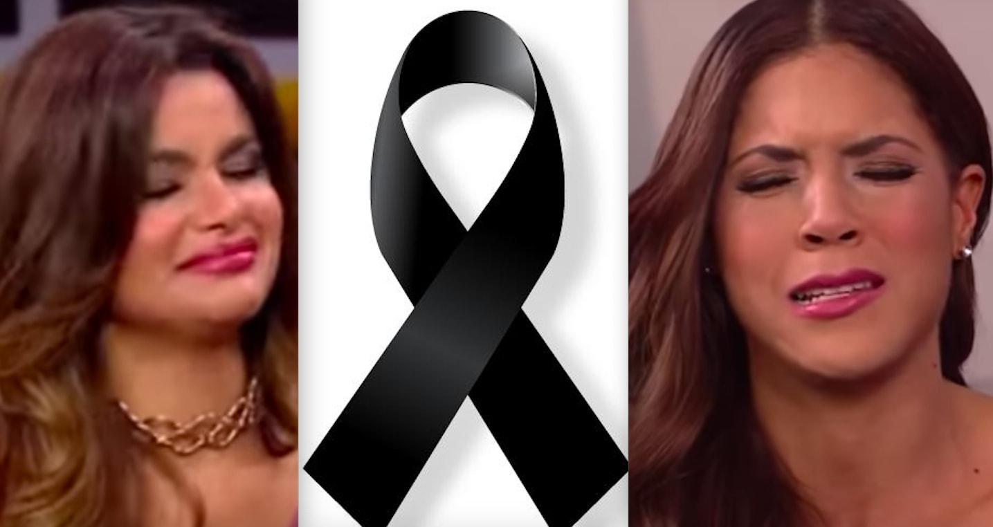 Univisión de luto: Francisca Lachapel, Clarissa Molina y Ana Patricia Gámez lloran por muerte (FOTO)