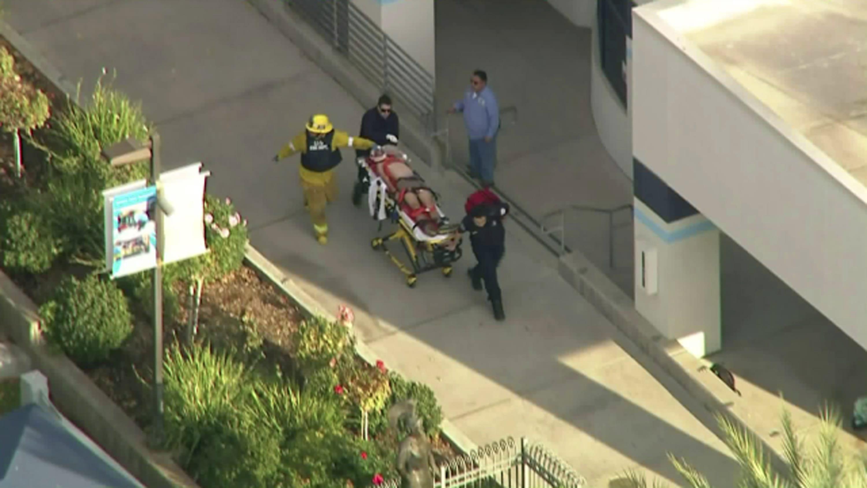 Detienen a sospechoso de tiroteo en Los Ángeles que dejó un muerto y varios heridos
