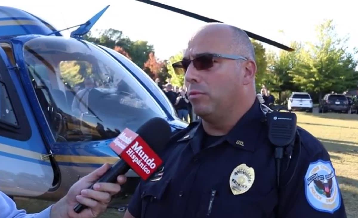 <strong>Policía del Condado de Cobb: hispanos pueden hacer sus denuncias y llamadas de emergencia sin miedo</strong>