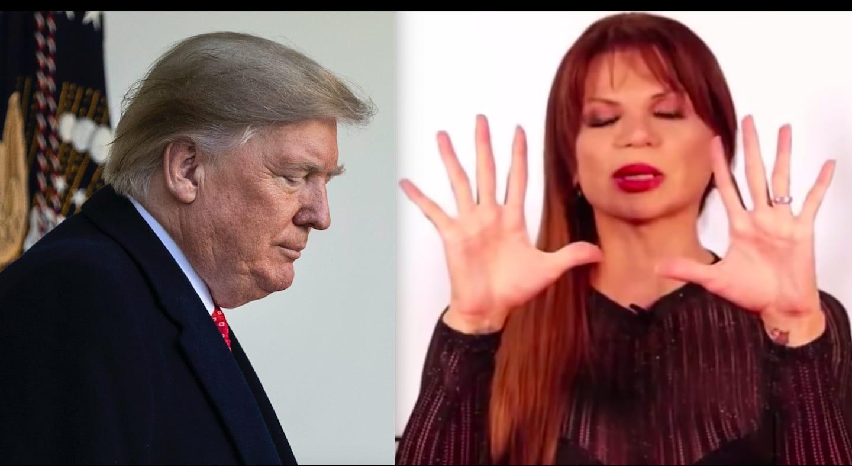 Mhoni Vidente predice una tragedia para Donald Trump que ni él espera (VIDEO)