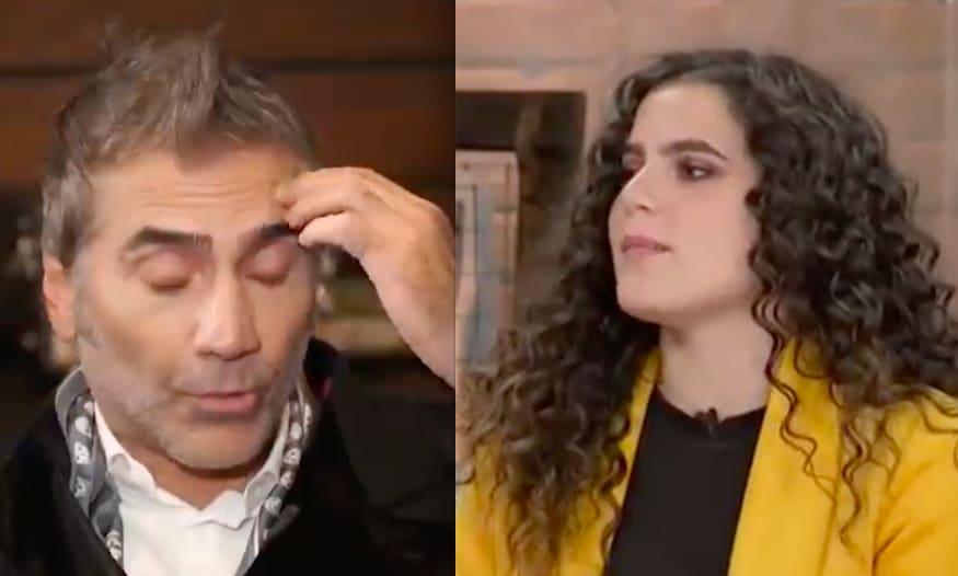 Alejandro Fernández hace el ridículo al 'querer parecerse' a Walter Mercado y por si fuera poco su hija lo opaca (FOTOS)