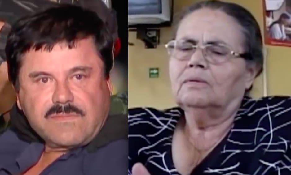 Filtran inesperado video de la casa de la mamá del Chapo Guzmán y sorprende con mensaje en la entrada (VIDEO)
