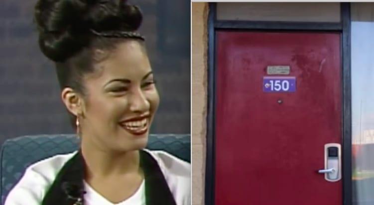 Mexicano capta algo sobrenatural en el motel donde mataron a Selena (VIDEO)