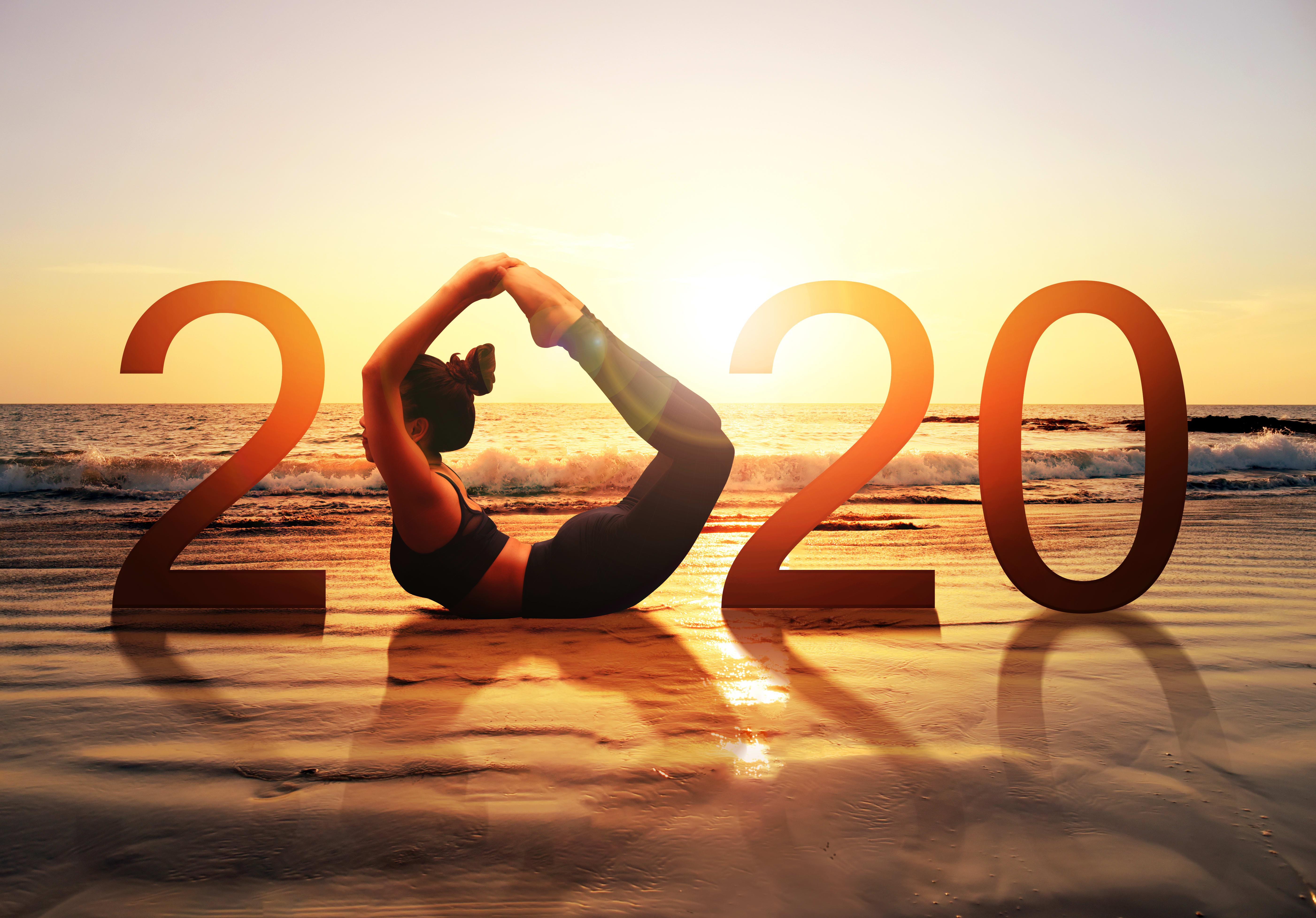 Cómo tener un 2020 saludable y en forma