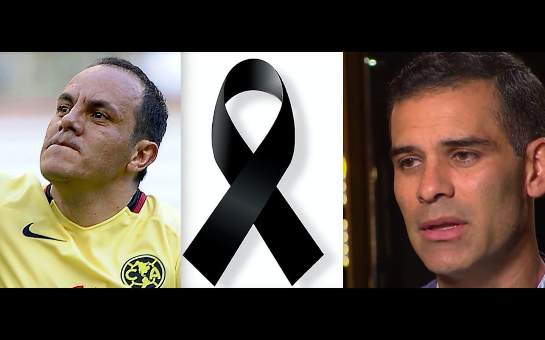 Tras problemas legales, Rafa Márquez se encuentra de luto por sensible fallecimiento (FOTO)