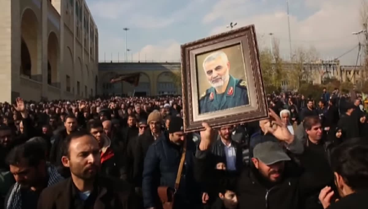 Muerte de Soleimani alerta a EE.UU., ante venganza