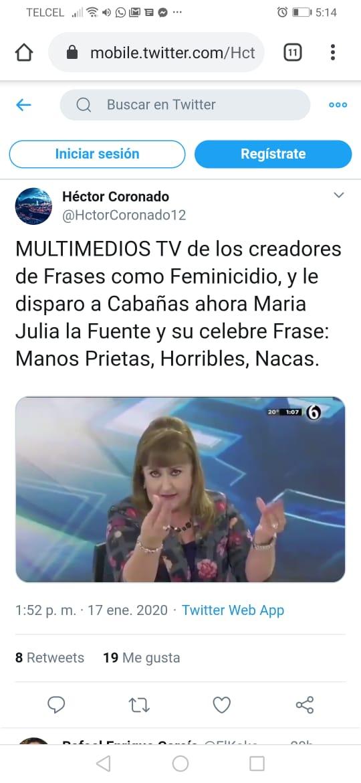 Conductora racista Monterrey