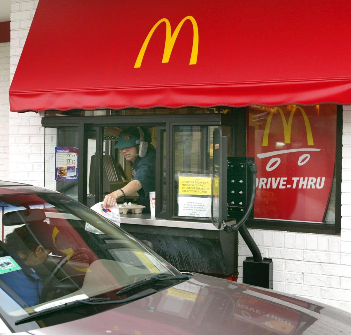 McDonald's paga $26 millones