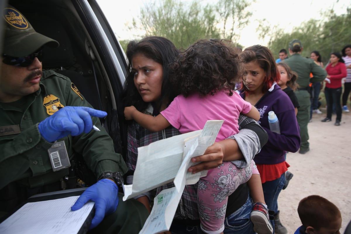 casa a inmigrantes