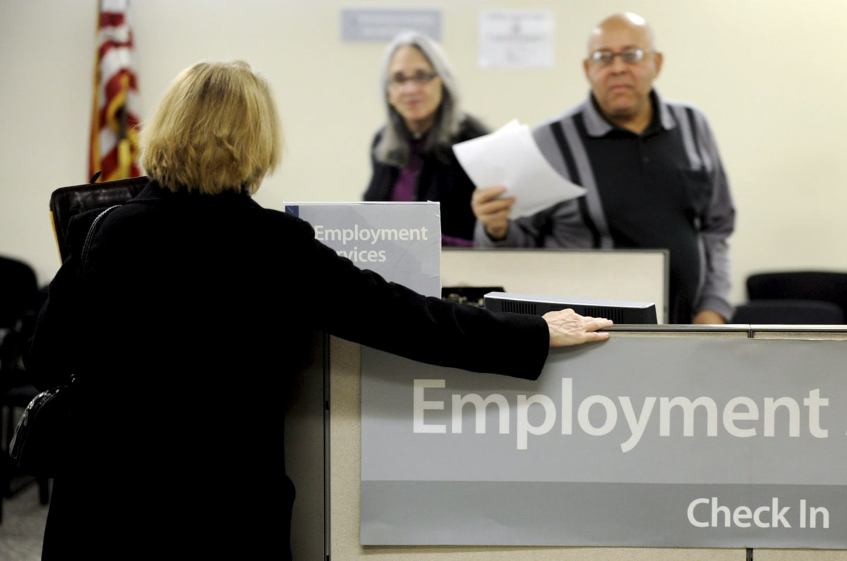 Estados Unidos desempleo subsidio