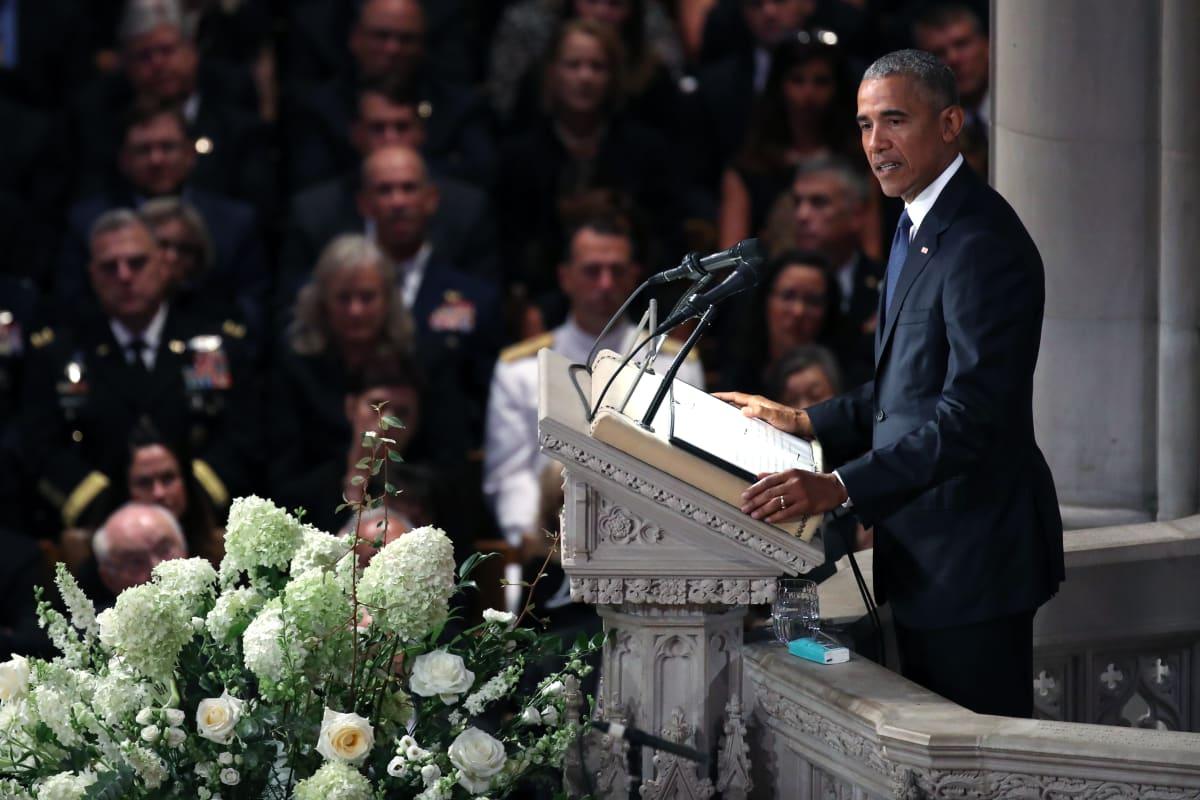 funeral McCain