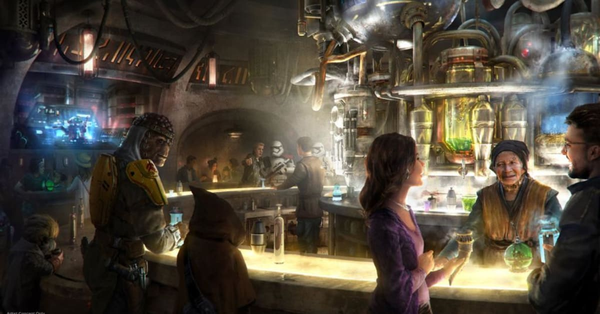 Cantina de Star Wars