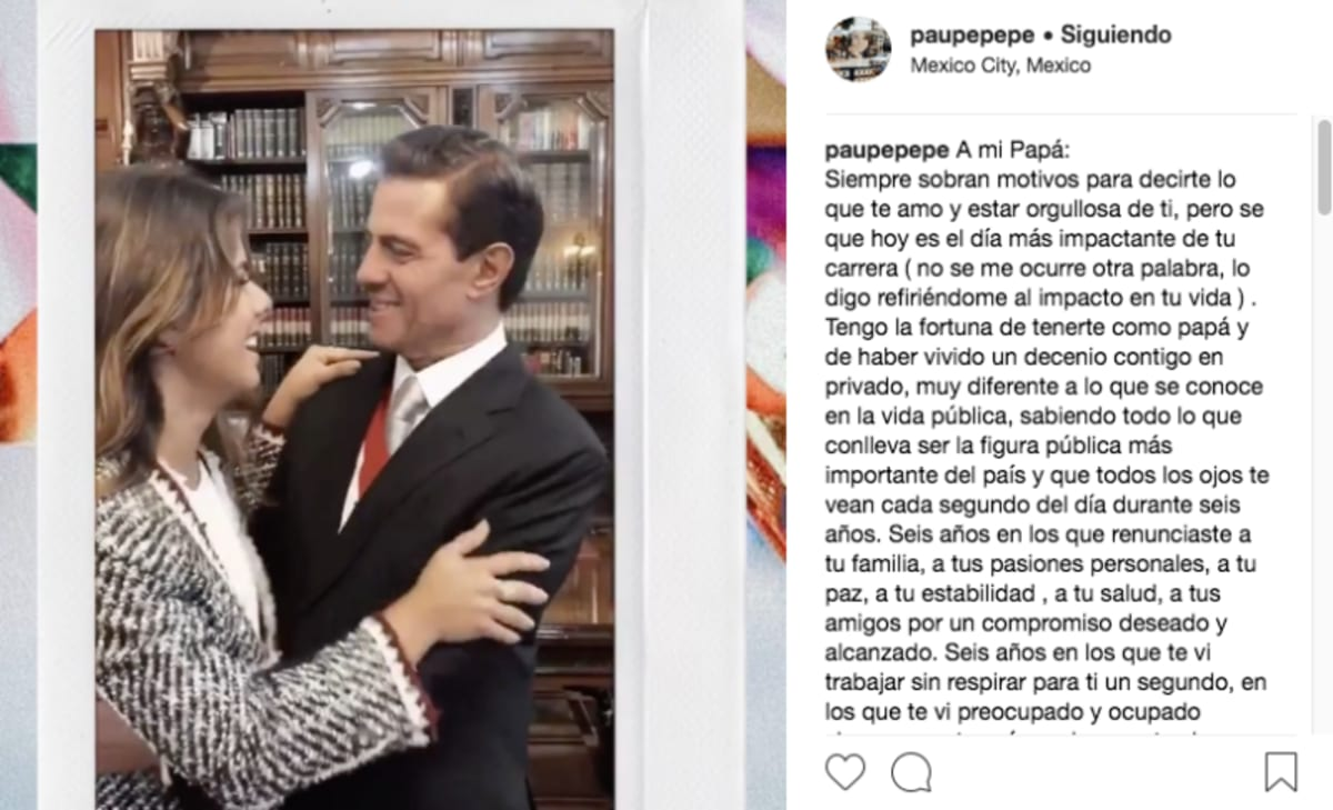 Paulina Nieto Instagram