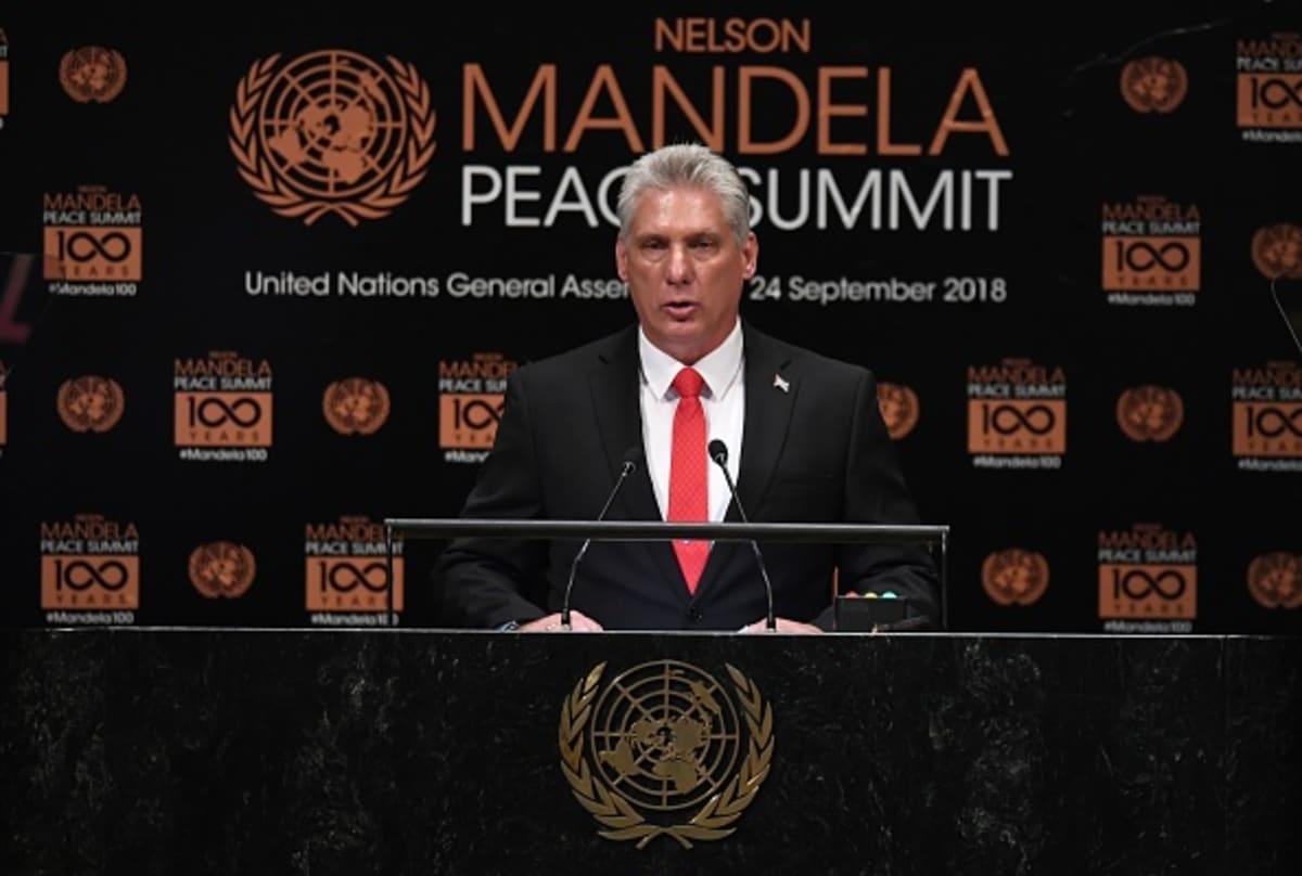 nelson Mandela ONU
