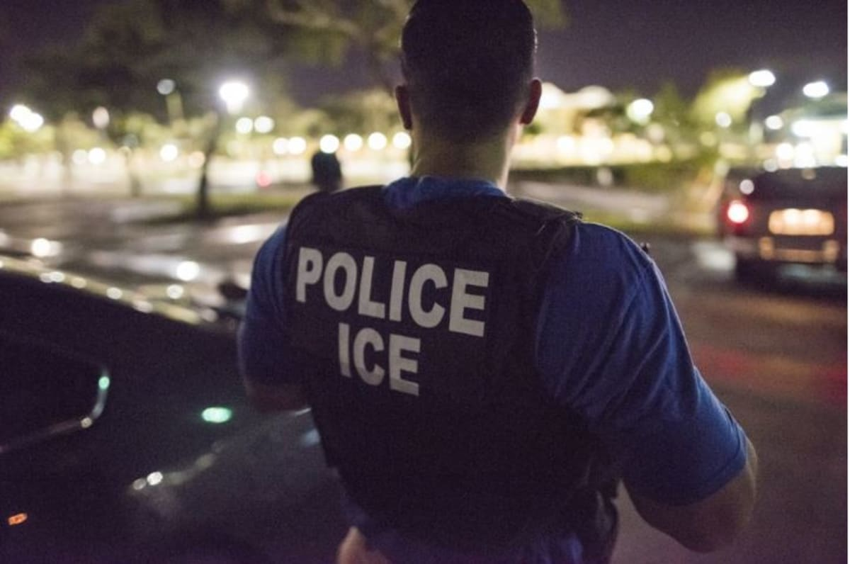 ICE arresta 75 inmigrantes