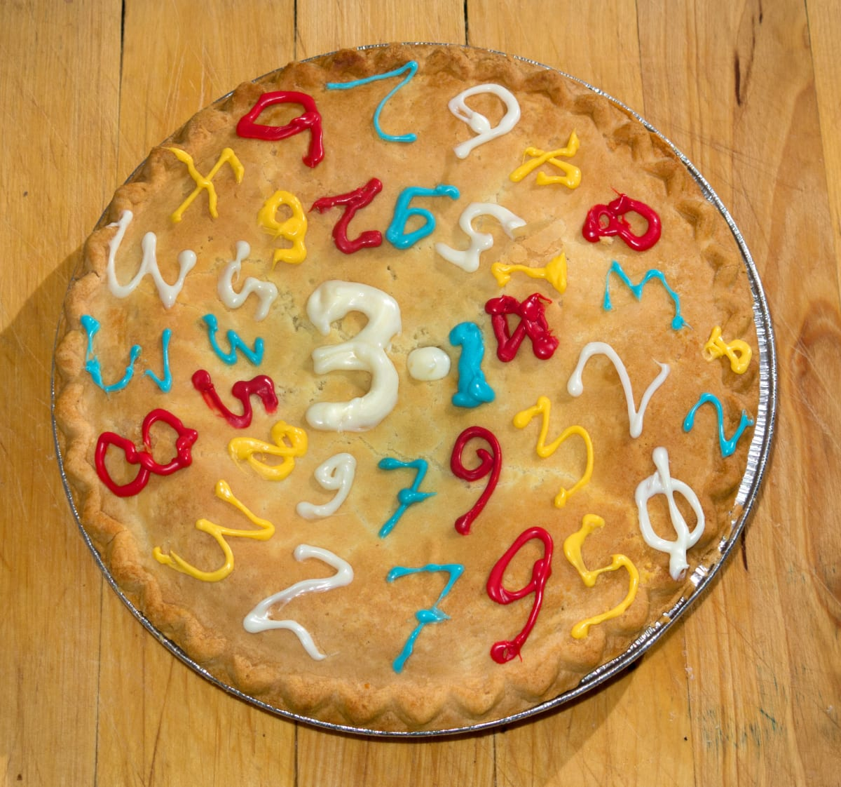 Para qué sirve el numero Pi