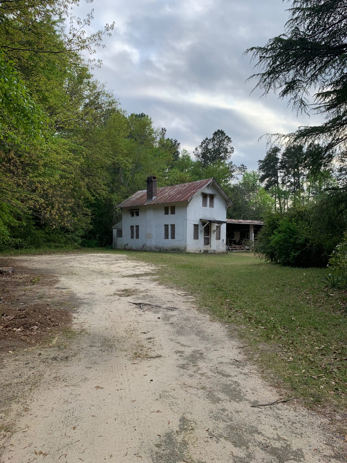 el camino viejo casa Martinez