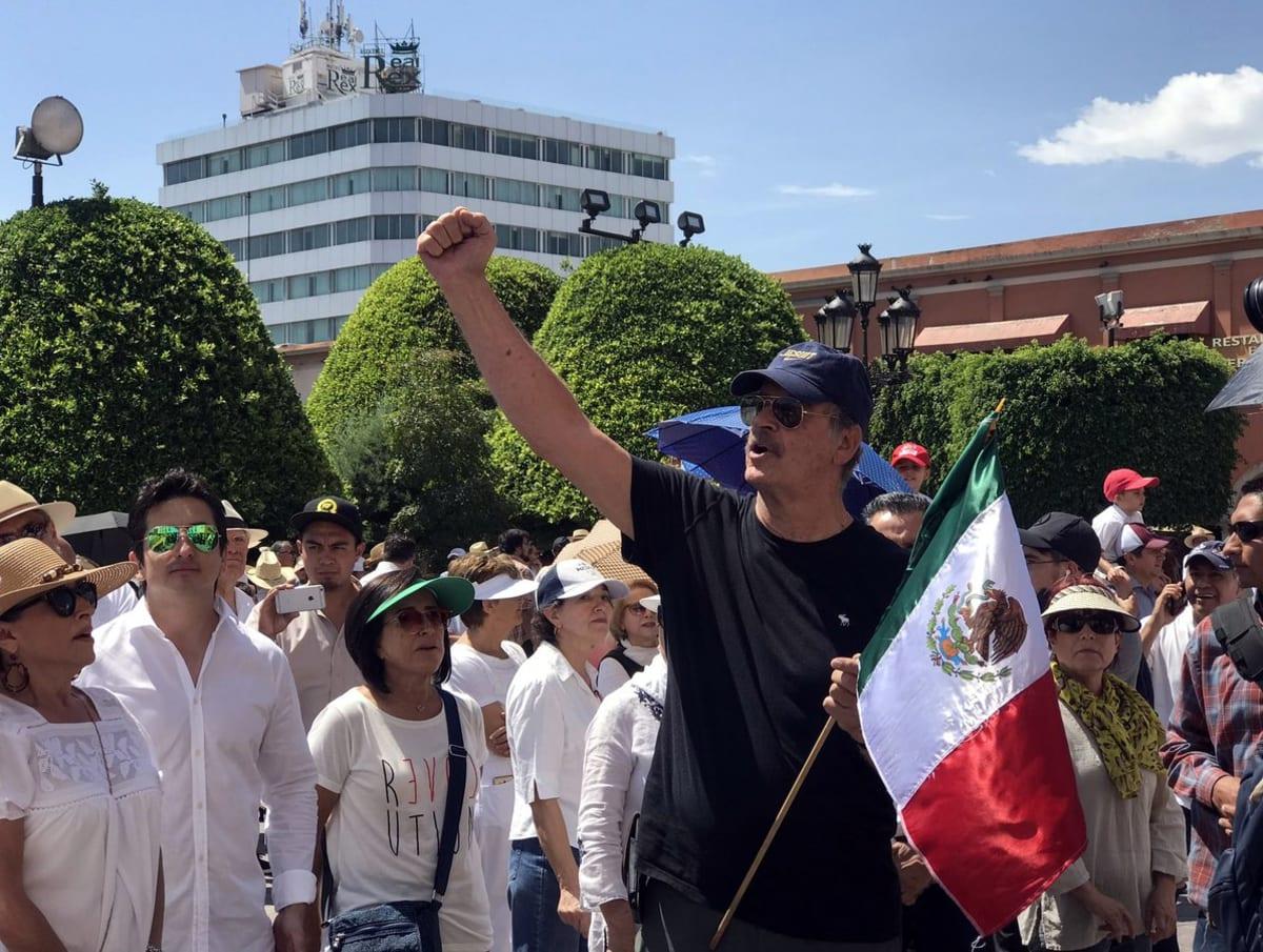 mexicanos López Obrador