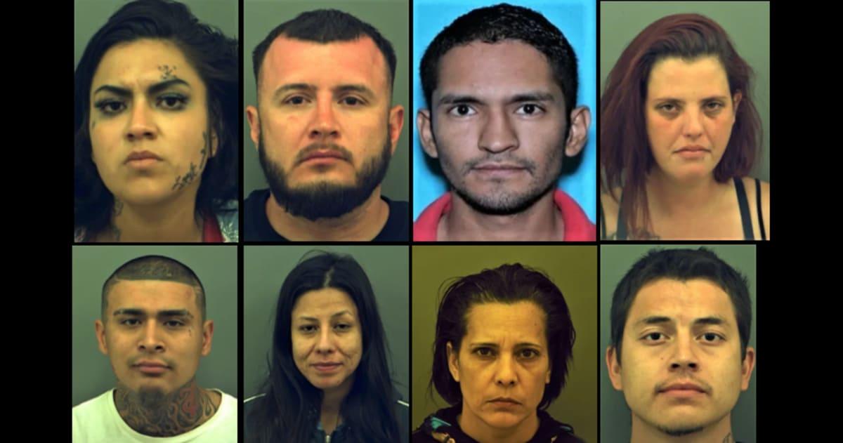 fugitivos más buscados El Paso Texas