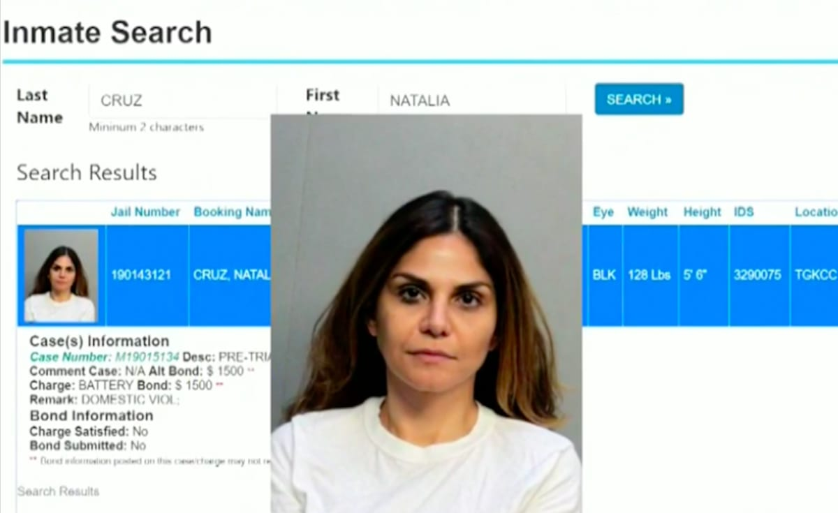 Natalia Cruz Primer Impacto