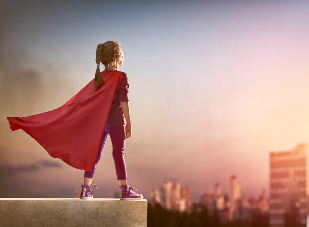 10 Niños con superpoderes