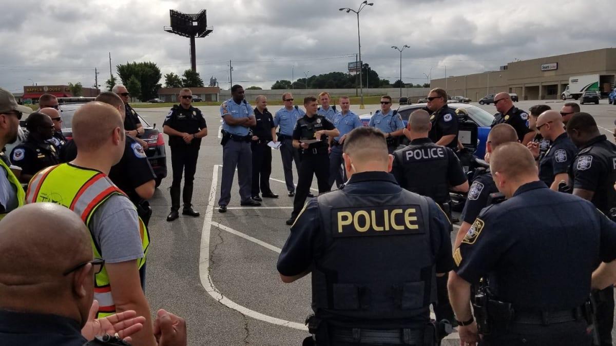 Operativo policial sorprende conductores