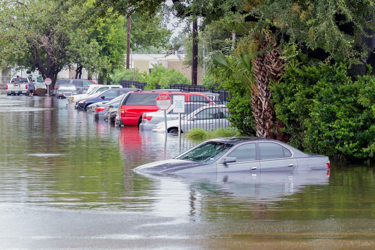 inundaciones en Estados Unidos