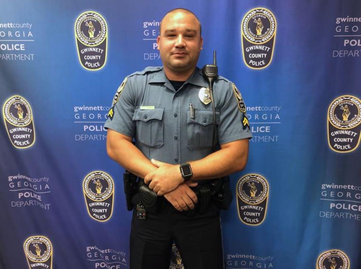 crónica policía