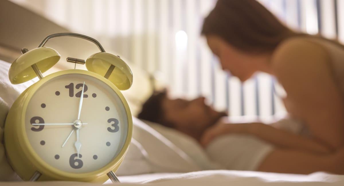 hora para el sexo
