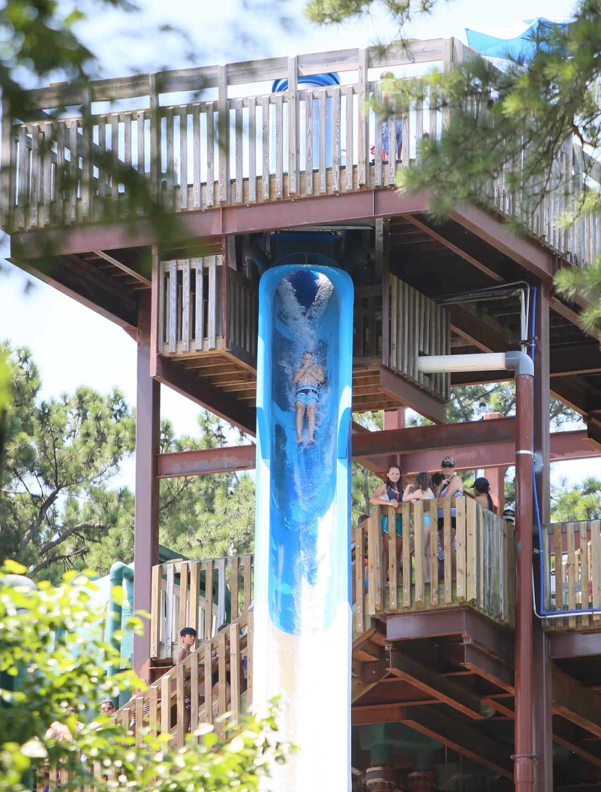 Six Flags White Water, uno de los consentidos de Georgia, ofrece diversión sin igual