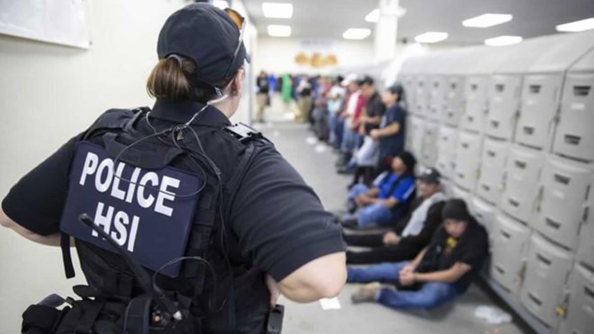 cárcel inmigrantes ICE